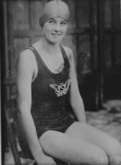 Edna Davey - 1928 Olympian