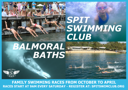 SPIT SWIMMING CLUB 2017 SEASON
